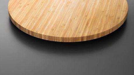 Otočný podnos Bambum Fiesta, ⌀ 45 cm