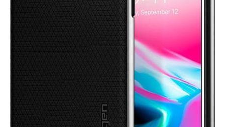 Kryt na mobil Spigen Neo Hybrid 2 pro Apple iPhone 7 Plus / 8 Plus stříbrný (HOUAPIP8PSPSI)