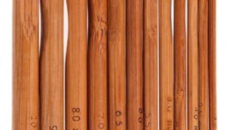 Set 12 jehlic na háčkování