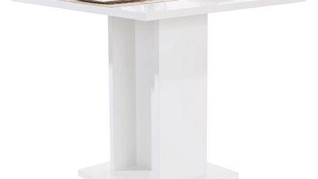 Jídelní stůl sigmund 80, 79,5/74/79,5 cm