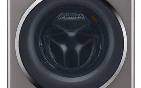 Automatická pračka se sušičkou LG F94J8FH2S stříbrná