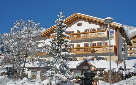 Itálie - Val di Fassa e Carezza na 6 dní, polopenze s dopravou vlastní