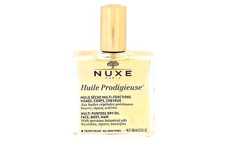 NUXE Huile Prodigieuse Multi Purpose Dry Oil Face, Body, Hair 100 ml tělový olej W