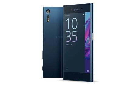 Sony Xperia XZ (F8331) modrá