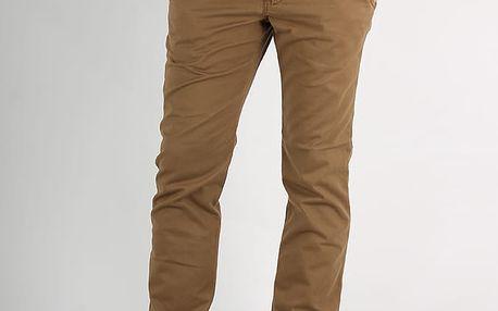 Kalhoty Vans Mn Authentic Chino S Dirt Hnědá
