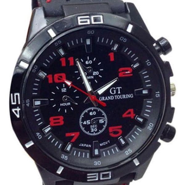 Pánské byznys hodinky - 5 barev