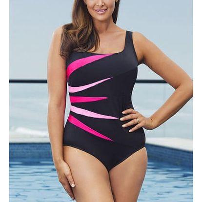 Jenodílné plavky Sarah - 3 varianty