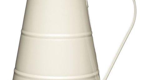 Krémový džbánek na vodu Kitchen Craft, 2,3 l
