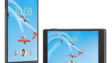 Lenovo TAB4 7 Plus 16GB LTE (ZA380076CZ) černý