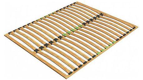 Rošt do postele ERGO Basic 140x200 cm - lamelový