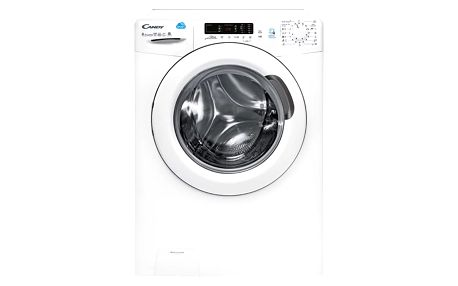 Automatická pračka se sušičkou Candy CSW 485D-S bílá
