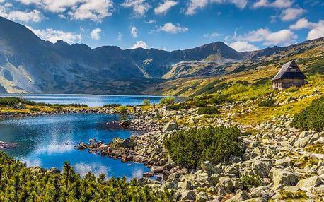 Vysoké Tatry se slevou do aquaparku
