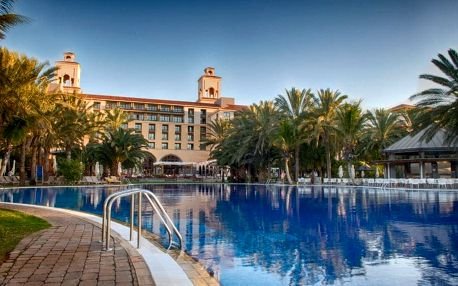 Kanárské ostrovy - Gran Canaria na 12 až 15 dní, polopenze nebo snídaně s dopravou letecky z Prahy