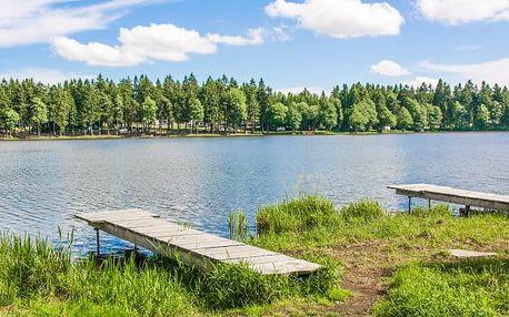 Vysočina: pobyt s polopenzí a wellness