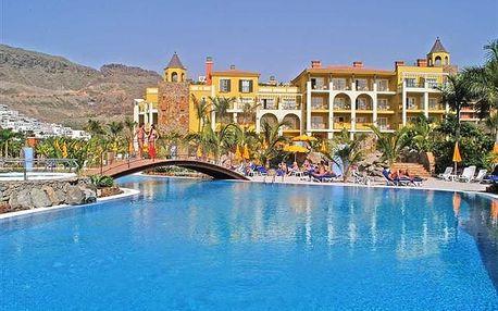 Kanárské ostrovy - Gran Canaria na 8 dní, plná penze nebo polopenze s dopravou letecky z Prahy