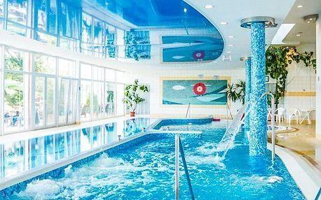 Balaton v Hotelu Panorama ***+ s wellness