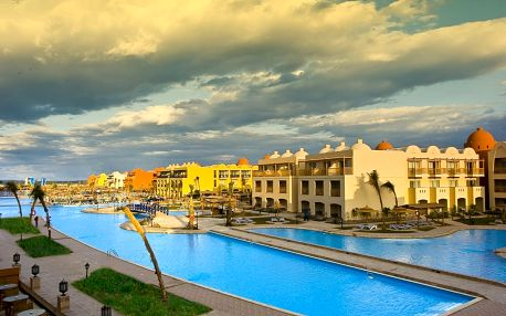 Egypt - Hurghada na 7 až 13 dní, all inclusive s dopravou letecky z Prahy