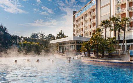 Termální benátská oblast Itálie - Exkluzivní wellness pobyt v 5* Grand Hotelu