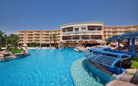 Egypt - Hurghada na 7 až 8 dní, all inclusive s dopravou letecky z Prahy