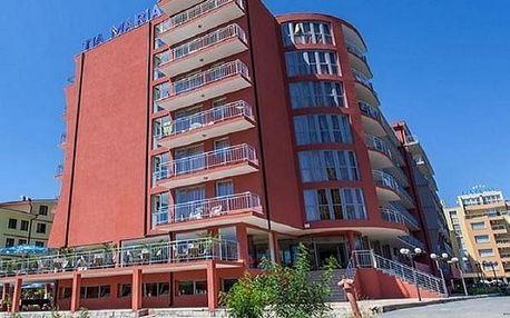 Bulharsko - Slunečné Pobřeží na 8 dní, all inclusive, polopenze nebo snídaně s dopravou letecky z Prahy