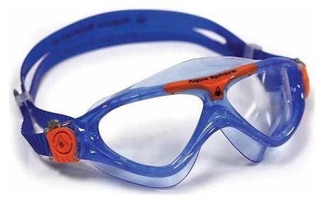 Aqua Sphere Vista Junior modré/oranžové
