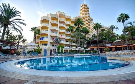 Kanárské ostrovy - Gran Canaria na 8 dní, polopenze nebo snídaně s dopravou letecky z Prahy
