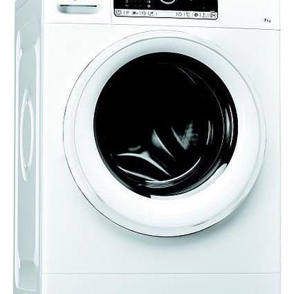 Automatická pračka Whirlpool FSCR 70413 bílá + dárek Výherní poukázka + DOPRAVA ZDARMA