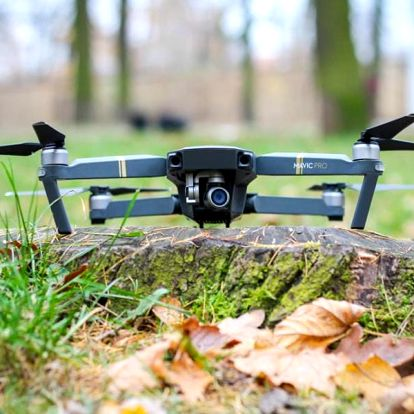 Pronájem dronu