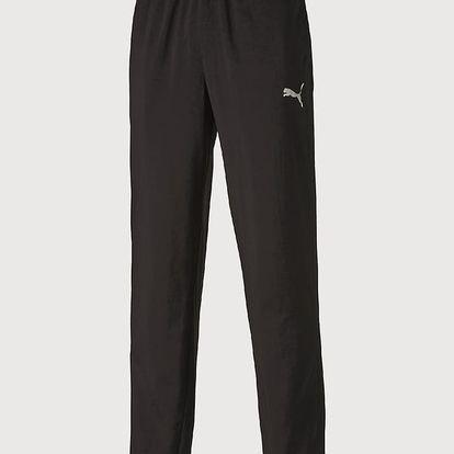 Tepláky Puma ESS Woven Pants, op Černá
