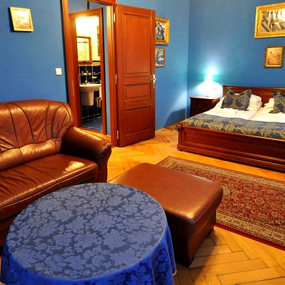 4* hotel v Jičíně: 2 noci se snídaní a wellness