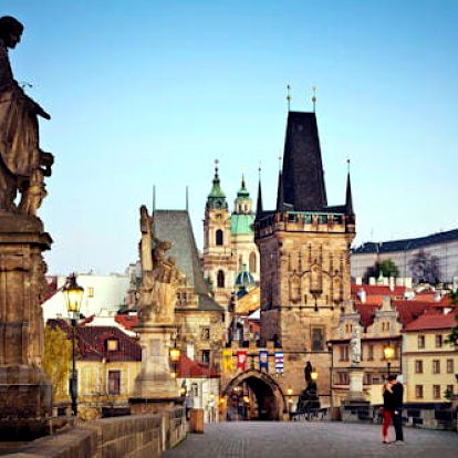 Pobyt v centru Prahy ve 3* hotelu v pěším dosahu od Václavského náměstí