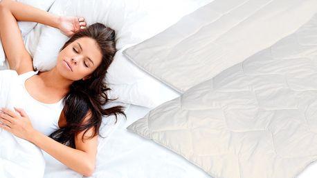 Celoroční a letní přikrývky vhodné i pro alergiky