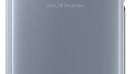 Pouzdro na mobil flipové Samsung Clear View pro Galaxy A5 2017 (EF-ZA520C) modré (EF-ZA520CLEGWW)