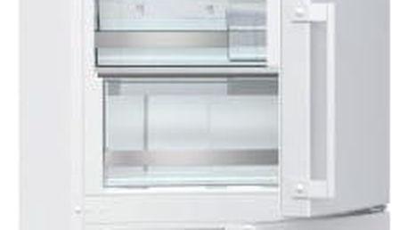 Kombinace chladničky s mrazničkou Gorenje NRK6192MW bílá