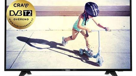 Televize Philips 49PFS4132 černá + DOPRAVA ZDARMA