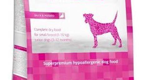 Calibra Dog Grain FreeJunior Small Breed Duck 7kg
