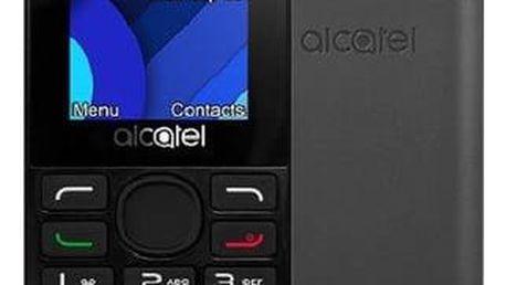 Mobilní telefon ALCATEL 1054D šedý (1054D-3AALCZ1)