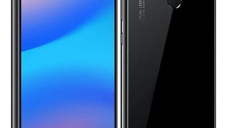 Mobilní telefon Huawei P20 lite černý + dárek (SP-P20LDSBOM)
