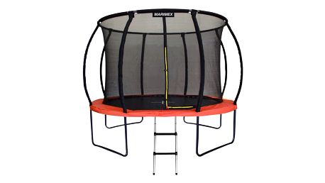 Marimex | Trampolína Marimex Premium 305 cm + vnitřní ochranná síť + schůdky ZDARMA | 19000058