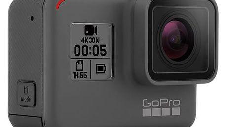 Outdoorová kamera GoPro HERO5 Black černá/šedá