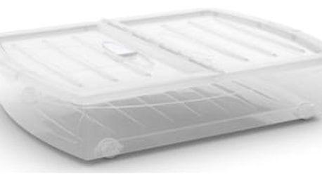 KIS Spinning Box XL úložný box 56 L, průhledný