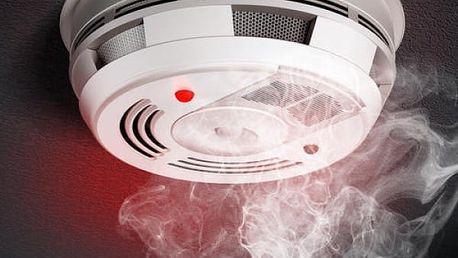 Detektor kouře - VÝPRODEJ