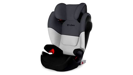 Cybex Solution M-fix SL 2018, 15-36kg, Gray Rabbit