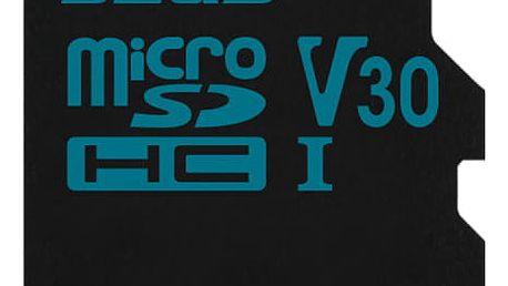 Paměťová karta Kingston Canvas Go! MicroSDHC 32GB UHS-I U3 (90R/45W) (SDCG2/32GBSP)