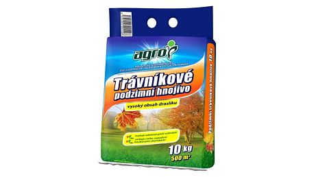 Agro podzimní trávníkové 10 kg
