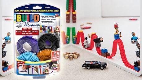 LEGO páska – otevřete zcela nové možnosti