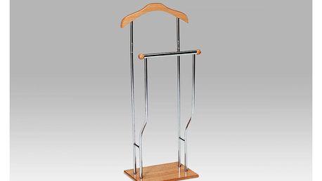 Němý sluha, chrom, v. 109 cm EP1246 Autronic