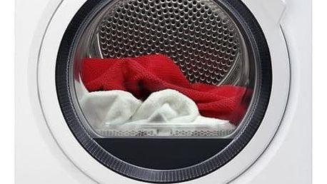 Sušička prádla AEG AbsoluteCare® T8DBG48WC bílá