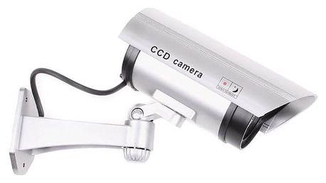 Atrapa bezpečnostní kamery Dummy IR Camera