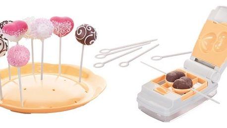 Tescoma DELÍCIA tvořítka na cake pops, 6 tvarů 630876